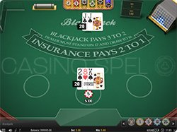 Blackjack Casino Spel